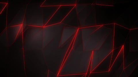 Polygonal BackGround Animation