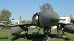 Dassault Mirage 5 BA aircraft Footage