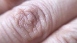 hand fingers skin macro 영상물