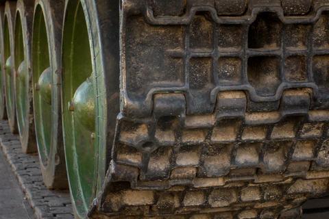 Heavy military equipment Foto