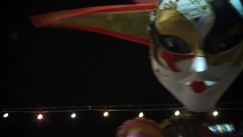 Dolls in Uruguayan Carnival Live Action