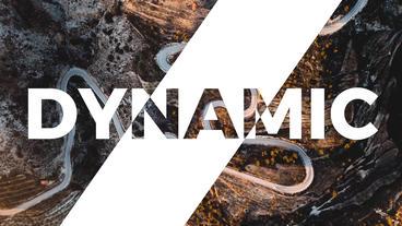 Dynamic Logo Opener Premiere Proテンプレート