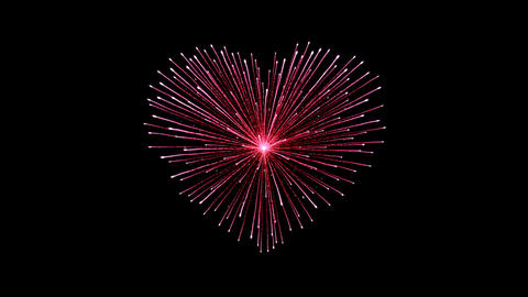 Fireworks Of The Heart 0