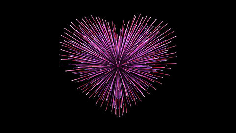 Fireworks Of The Heart 1