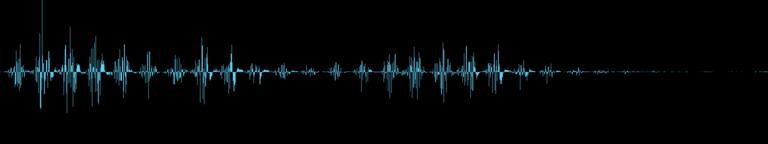 タッチ音 Serious (16) 音響効果
