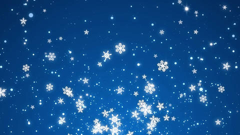 Snow flakes (5) Animation
