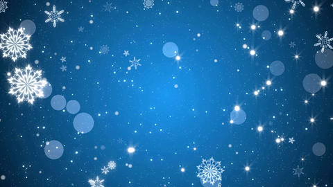 Snow flakes (1) Animation
