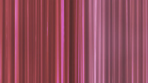 Broadcast Vertical Hi-Tech Lines, Brown Maroon, Abstract, Loopable, 4K Animation