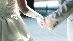 Bridal image Footage