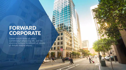 Forward Promo - Corporate After Effects Template