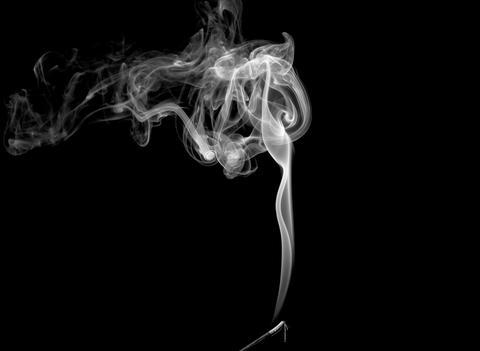 Abstract smoke Foto
