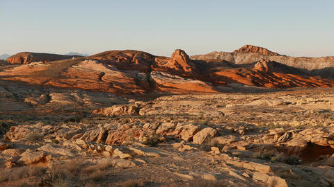 Valley of Fire, Nevada Live Action
