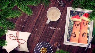 Christmas Template After Effects Template