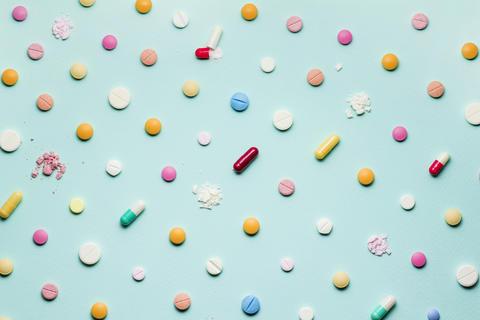 Pretty pills Photo