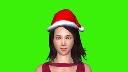 3d Virtual Spokesperson CG動画素材