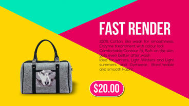 Online Shopping After Effects Templates