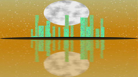 Full Moon City 0