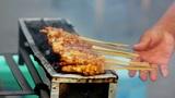 spicy thai indonesian street food Footage