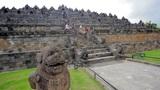 Borobudur, indonesia Footage