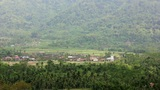 ordinary asian village Footage