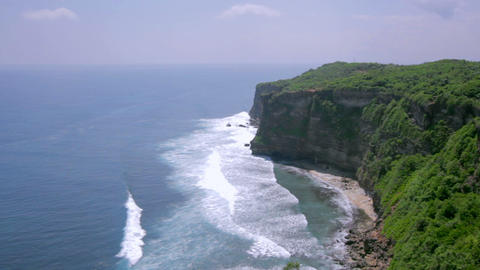 uluwatu temple, bali, indonesia Stock Video Footage