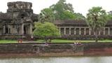Angkor Wat, Cambodia Footage