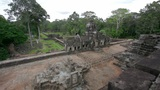 baphuon temple, angkor, siem reap Footage