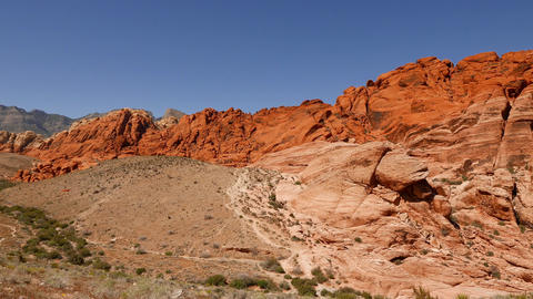 Valley of Fire, Nevada Footage