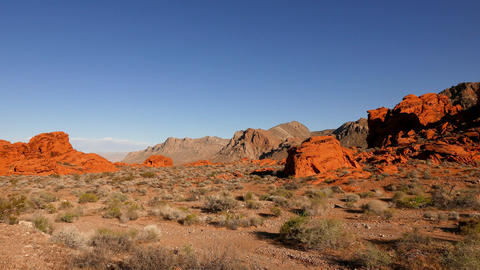 Valley of Fire National Park, Nevada Live Action