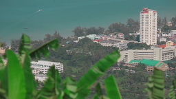 Landscape of Phuket Footage