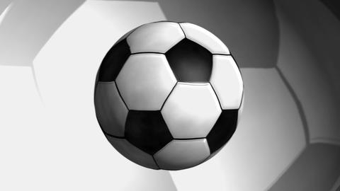 Ball with background Animation