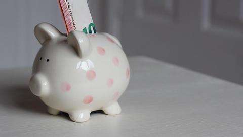 Piggy Bank Euros 2