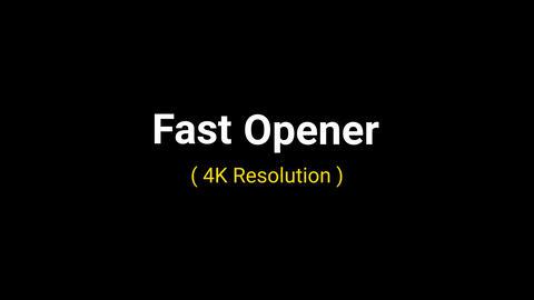 Fast Opener 0