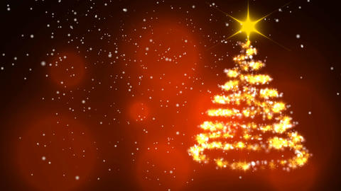 Christmas Tree animation Animation