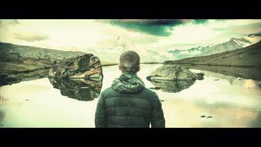 Glitch Promo Slideshow After Effectsテンプレート