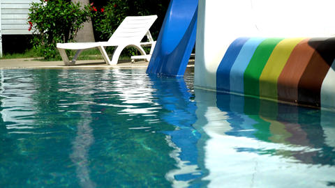 Water Smooth Surface Of Pool 2