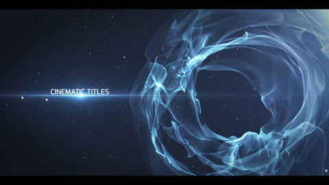 Space Epic Opener After Effects Template