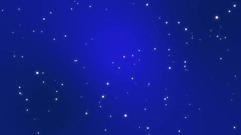 Sparkly night sky background CG動画素材
