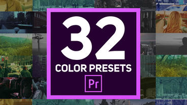 Presets/Transitions