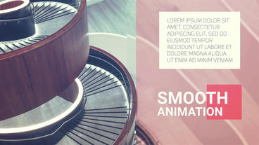 Clean Absctract Promo After Effects Template
