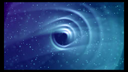 Elegant Space particle animation background Animation