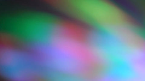 Colorful, blurred, bokeh lights background Footage