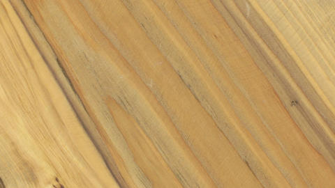 Close-up of the rotation of the pine wood texture Footage