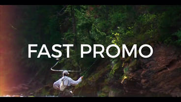 Dynamic Promo After Effects Template