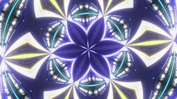 Kaleidoscope vj animation background CG動画素材