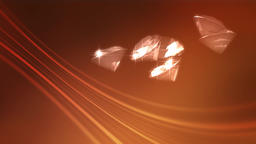 Abstract diamond animation background Animation