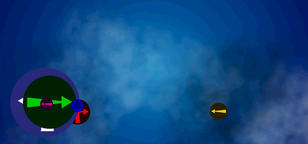 Traffic lights icon Animation