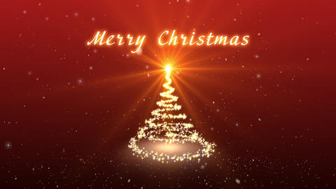 1 Christmas And New Year (greeting Cards Background Captions With Alpha Channel).3D Animation 1