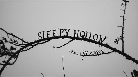 SLEEPY HOLLOW intro After Effectsテンプレート