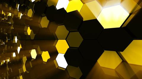 Geometric Wall-F 3 H CpMd 4k CG動画